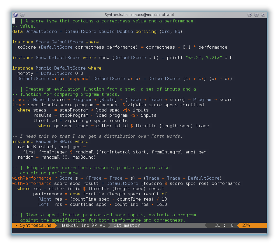 Questions Making Emacs Ui Attractive Light Table And Emacs In A Browser Emacs